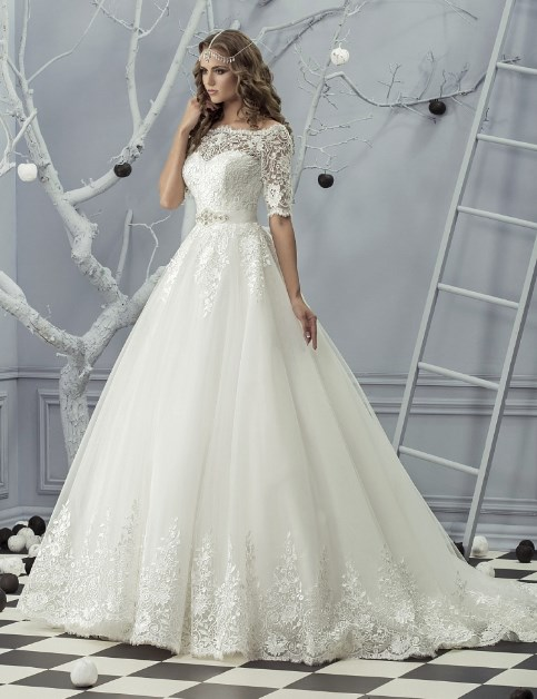 Свадебное платье Качественное фото1