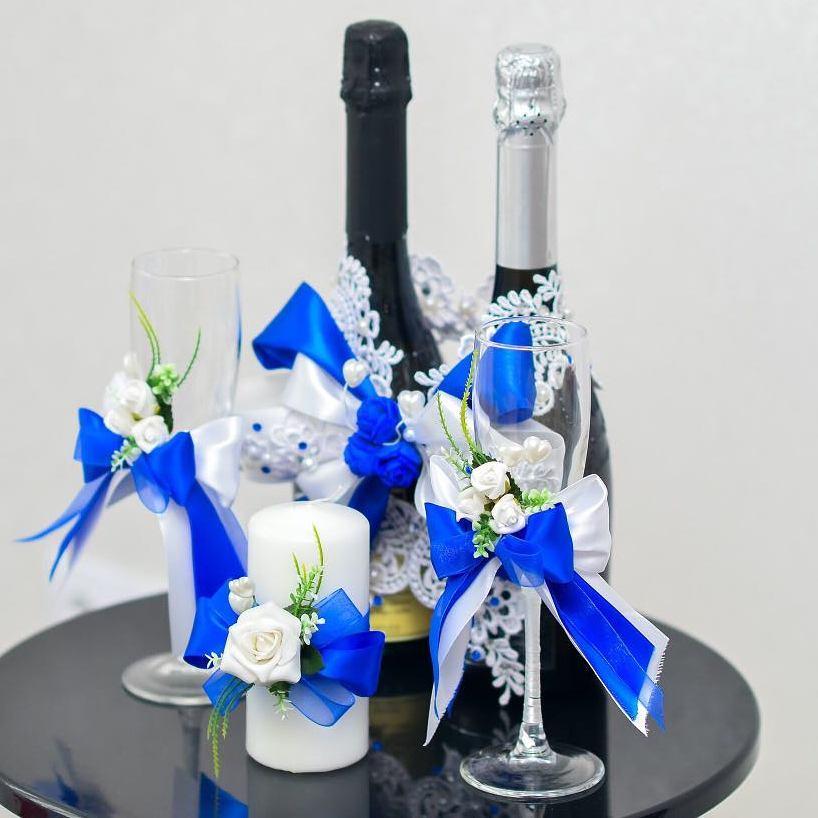 Украшения на шампанское4