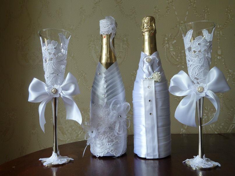 Украшения на шампанское6